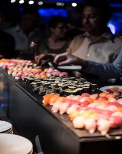 Bar à sushis