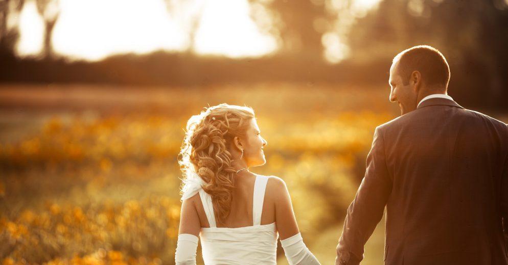 Mariage en automne aux Portes des Iris