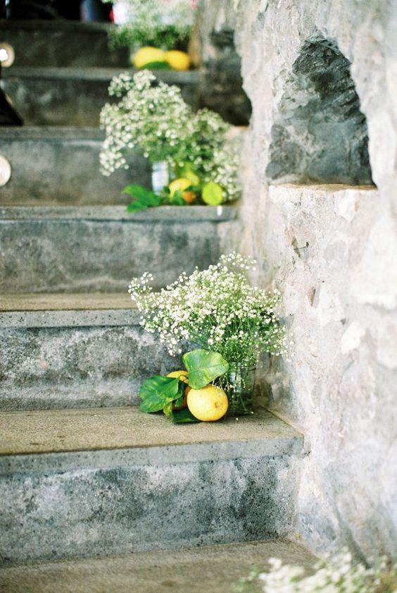 deco fruits3 - Un mariage éco-responsable ? Quelles sont les bonnes pratiques ?