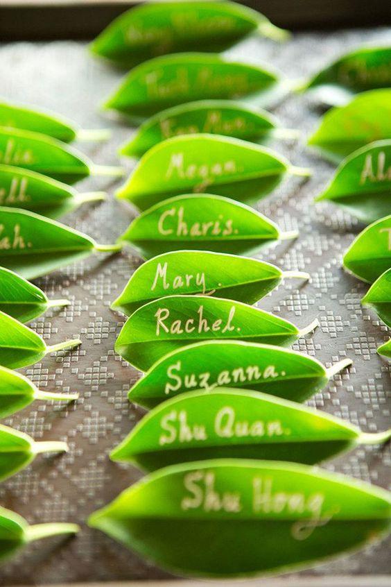 nametag2 - Un mariage éco-responsable ? Quelles sont les bonnes pratiques ?