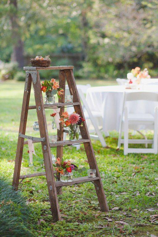 old ladder - Un mariage éco-responsable ? Quelles sont les bonnes pratiques ?
