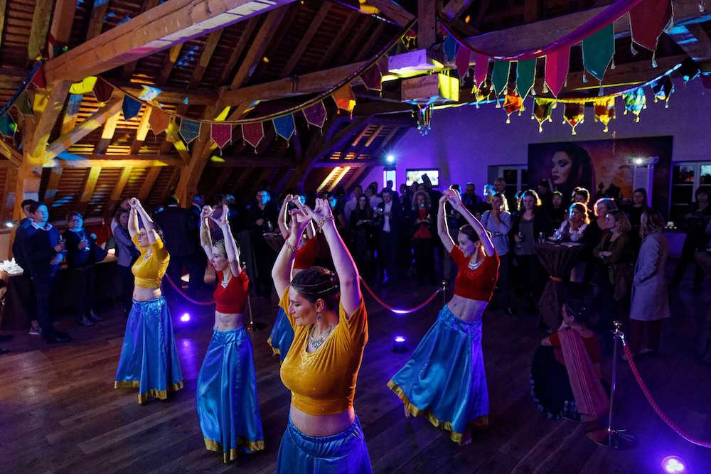 portes des iris08thematique india - Welcome to INDIA : une thématique tendance pour votre dîner gala !