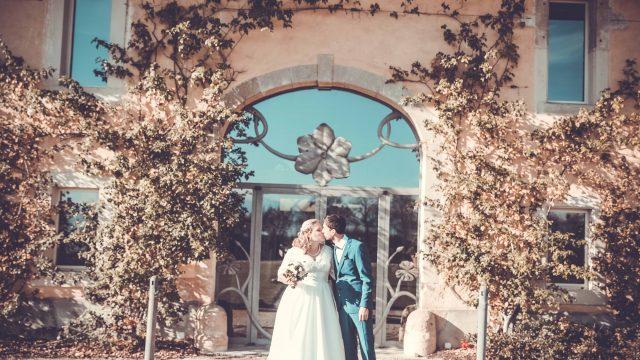 mariage hiver aux Portes des Iris