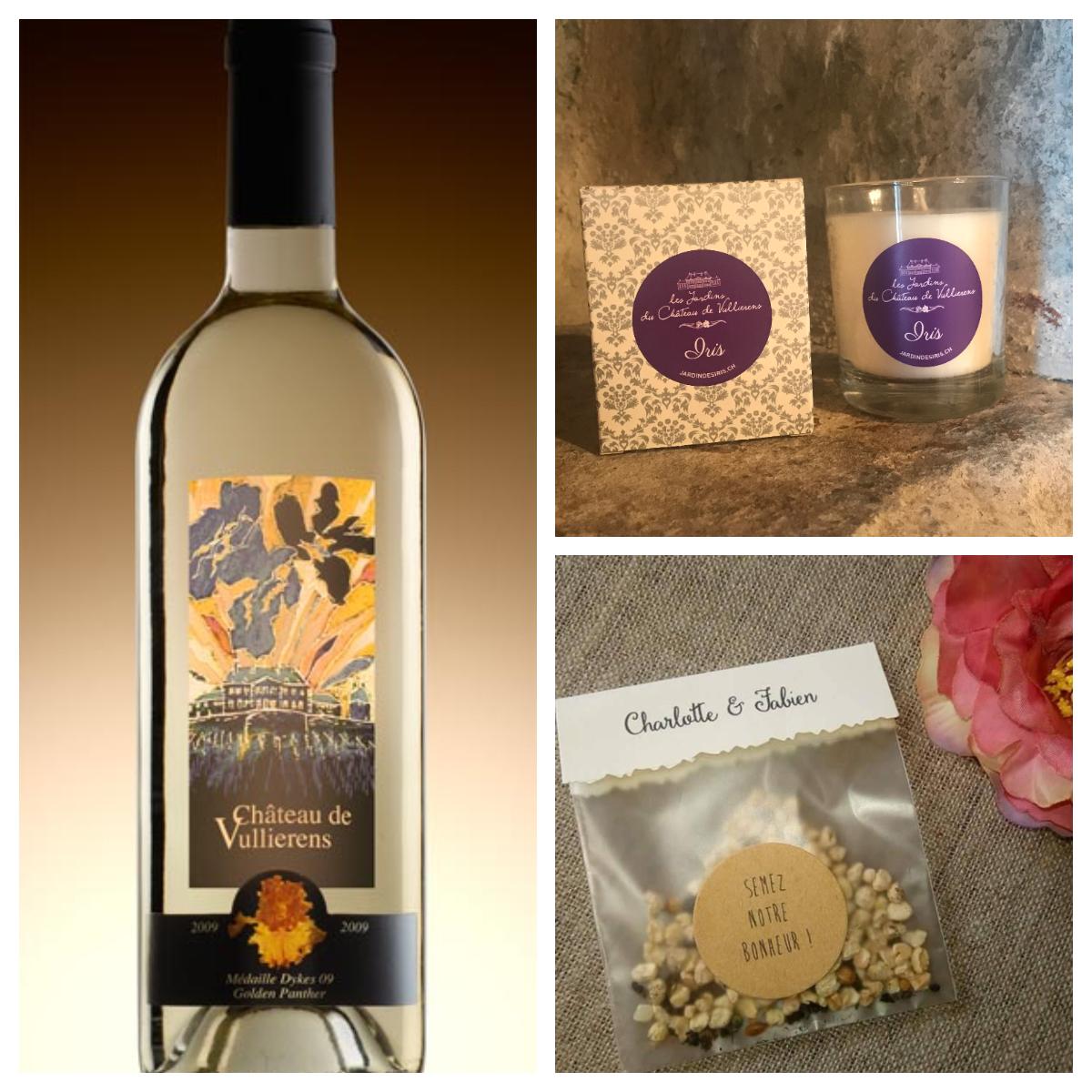 Wedding gift ideas from Portes des Iris