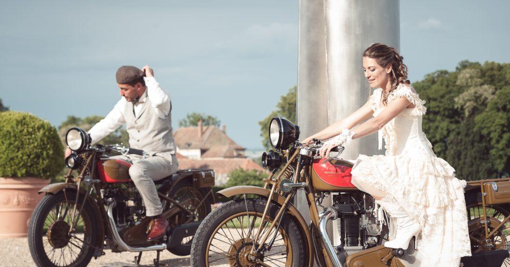 """Déco Moto Web 31 994x520 - Le mariage """"Belle Epoque"""" de A&C aux Portes des Iris"""