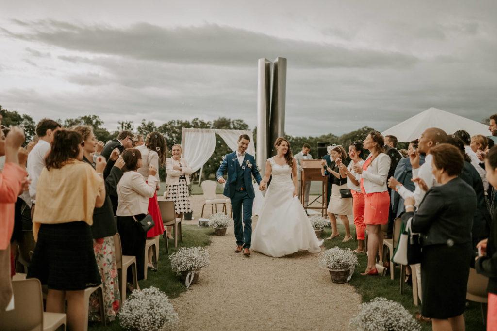 portes des iris ceremonie laique 18 1024x683 - Le mariage de Vincent & Laetitia aux Portes des Iris