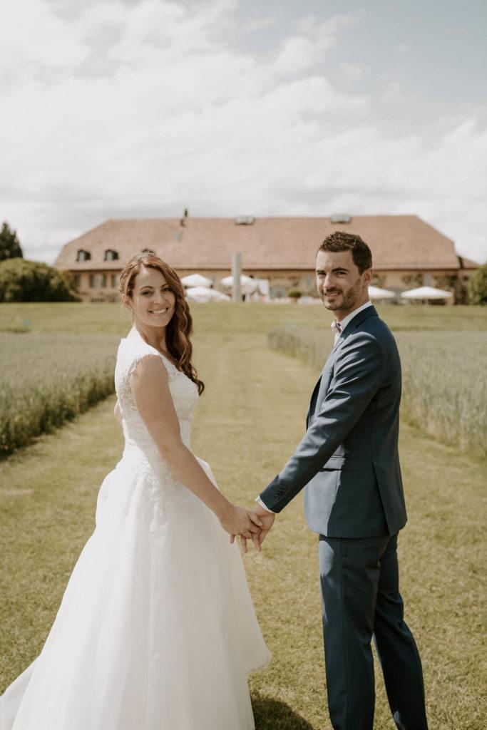 portes des iris ceremonie laique 7 683x1024 - Le mariage de Vincent & Laetitia aux Portes des Iris