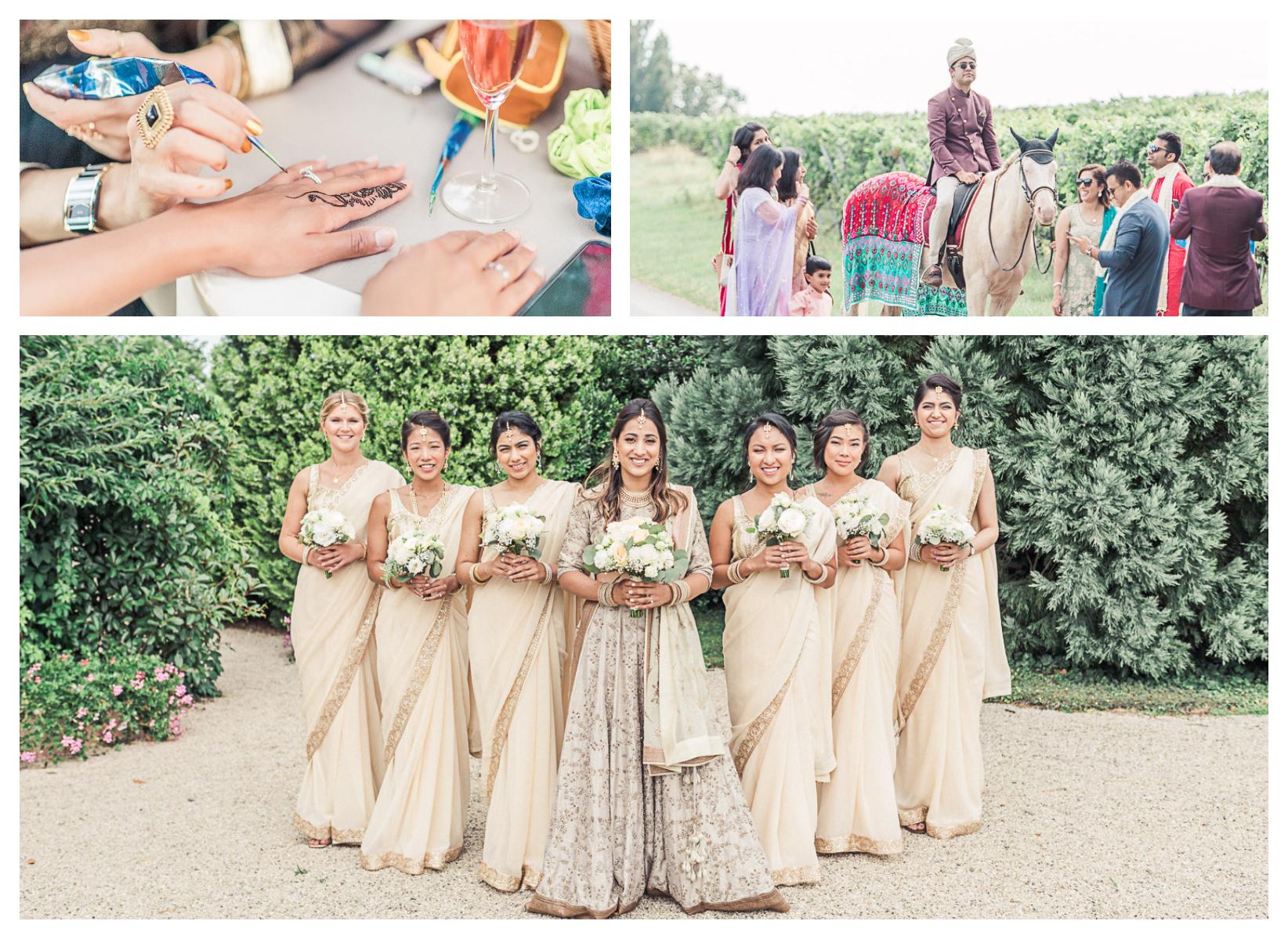 portes des iris indian wedding traditions - Différentes traditions de mariage dont nous avons été témoin aux Portes des Iris