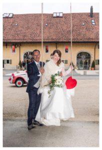 portes des iris mariage 6 1 204x300 - Notre ancien hangar à foin - un atout de taille pour votre événement