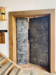 portes des iris portes 225x300 - Les nouvelles Portes…..des Iris!