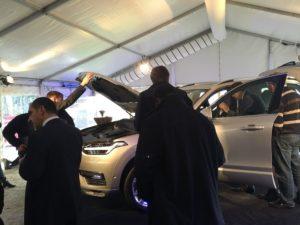 portes des iris voiture06 300x225 - Portes des Iris - un lieu événementiel incontournable pour les marques automobiles