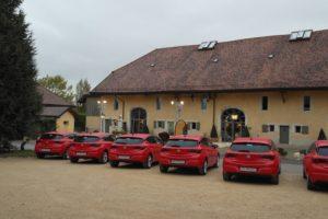 portes des iris voiture10 300x200 - Portes des Iris - un lieu événementiel incontournable pour les marques automobiles