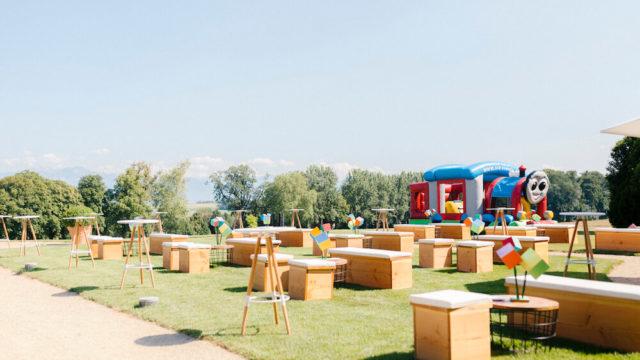 portes des iris garden party1 640x360 - The best garden party in the heart of the most spectacular garden in Switzerland