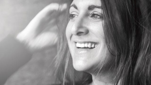 Portrait de Sophie Bertorelli.