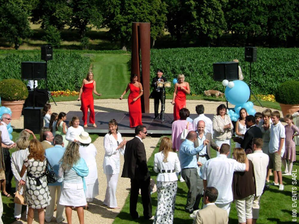 portes des iris 06DJ musique danse - The success of an event often lies in the choice of the DJ!