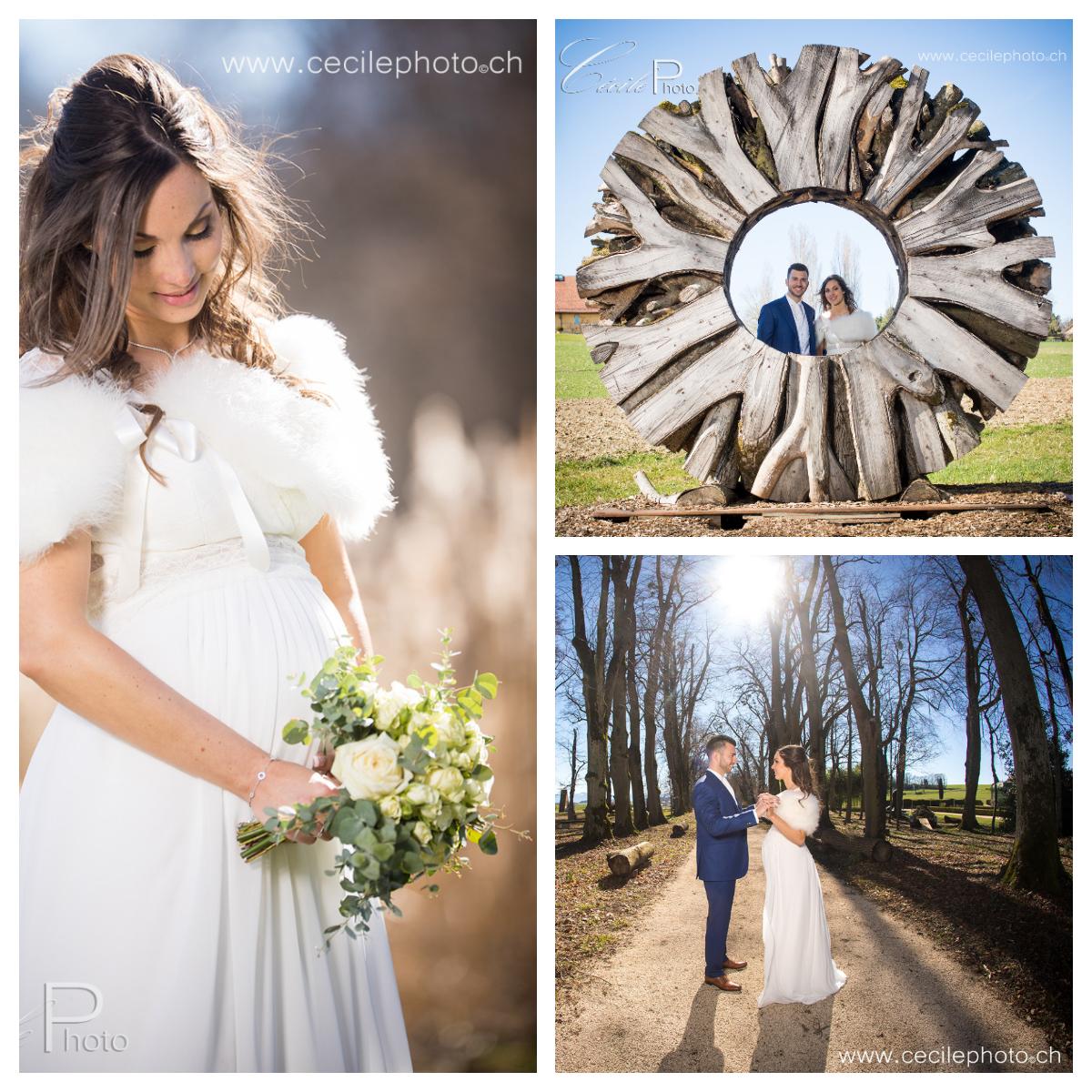 Cecile photo - 10 bonnes raisons de vous marier au printemps!
