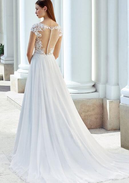 portes des iris robes de mariee for ever 3 - Robe traditionnelle ou bohème? Smoking ou sexy? A votre image ou pour plaire au futur marié ou à la future mariée?