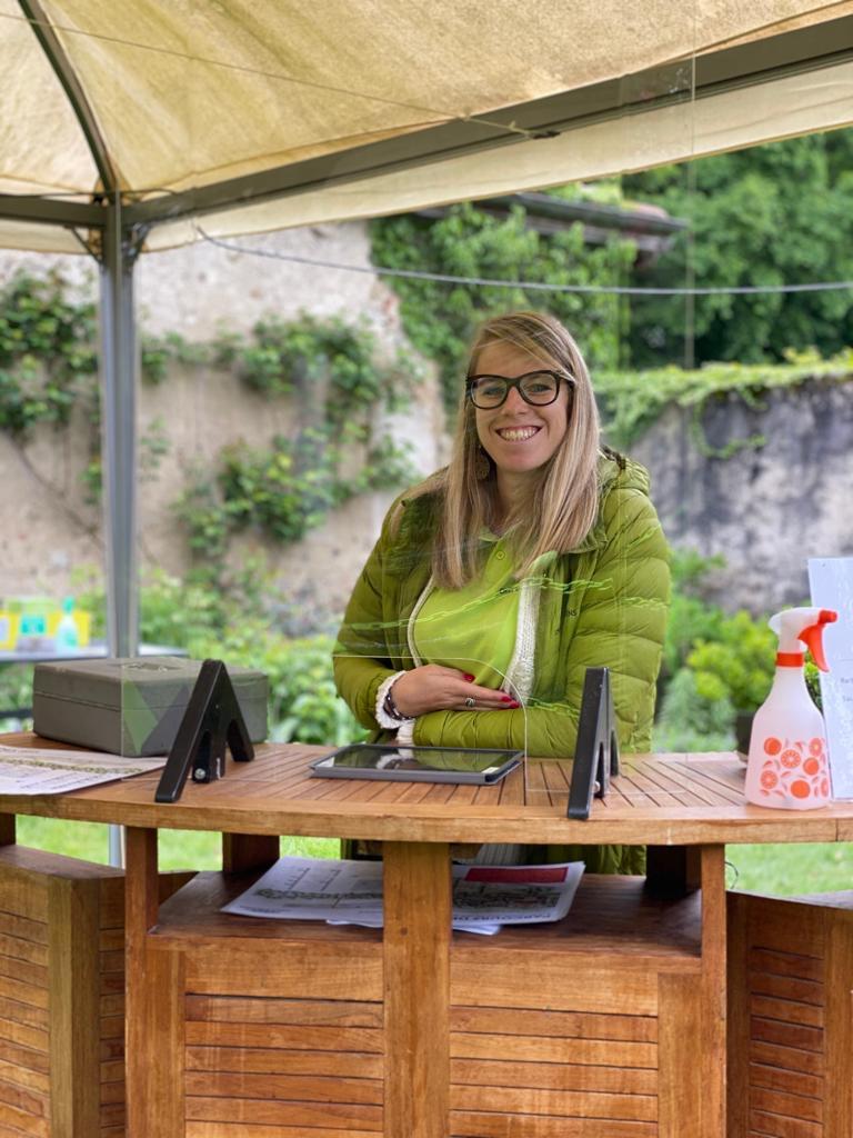chateau de vullierens julie haering - Julie Haering, coordinatrice marketing au Château de Vullierens