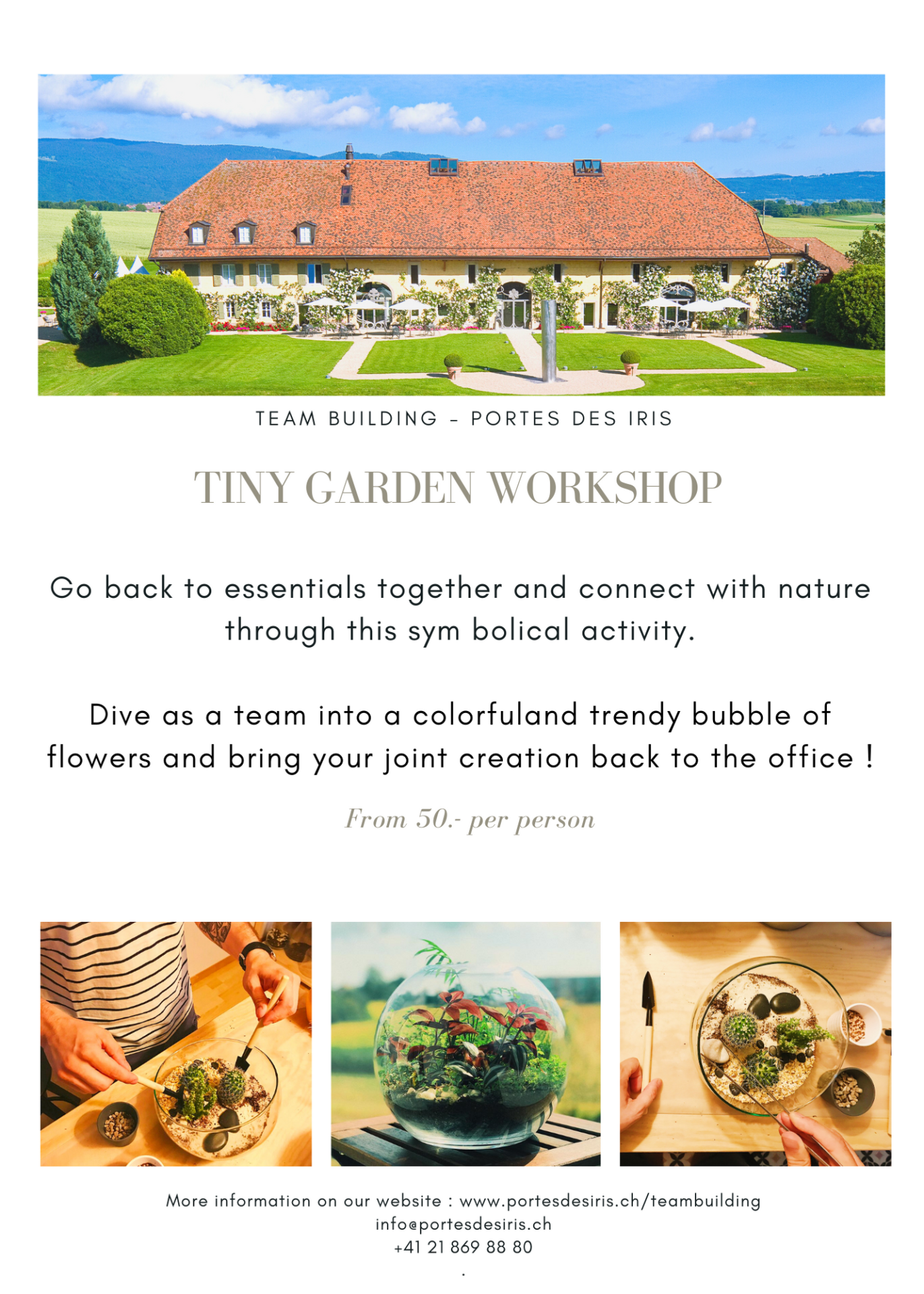 Tiny Garden EN - Teambuilding