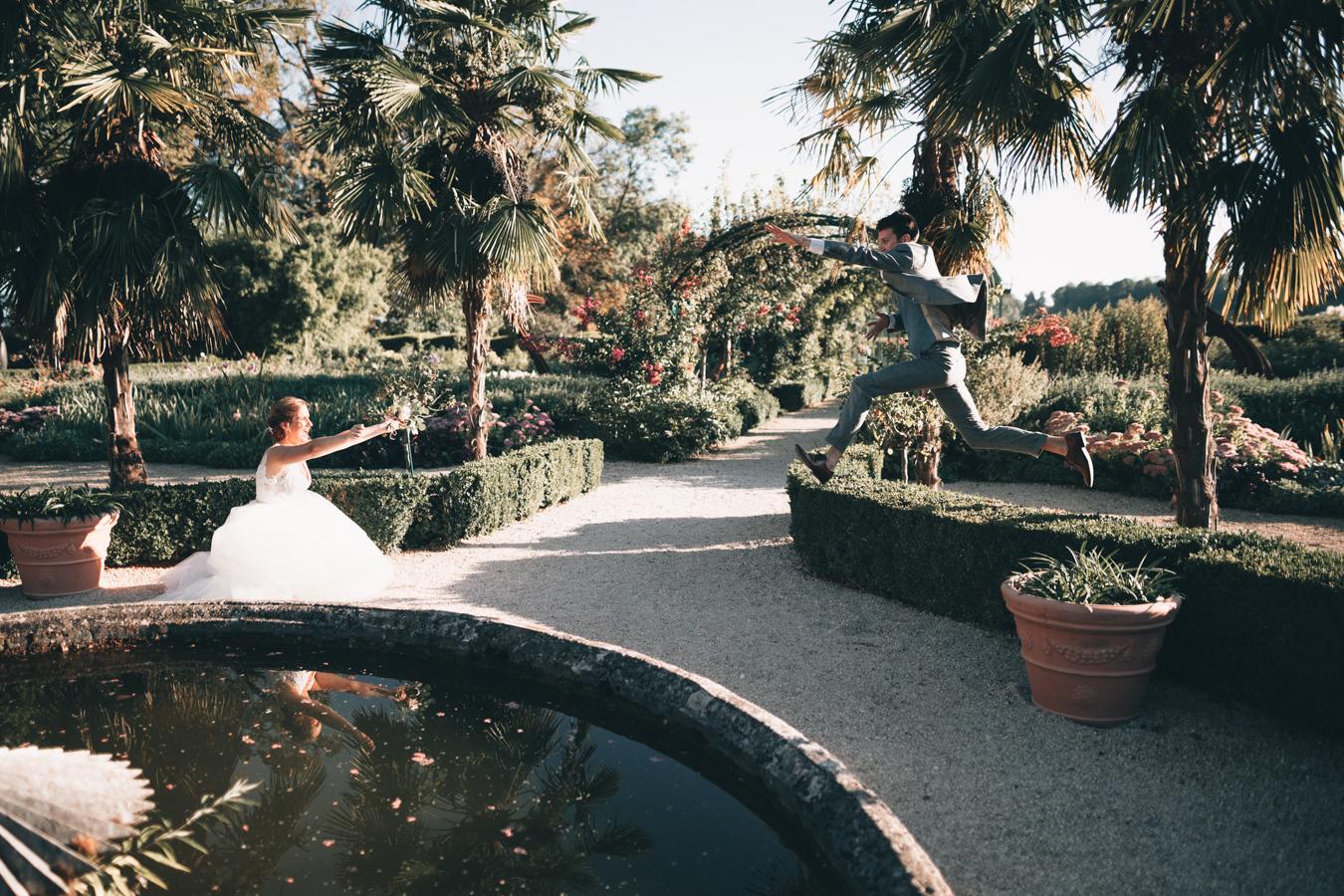 alex dim16 - Un mariage de rêve en 2020, challenge relevé avec brio pour Sophie et Dimitri!
