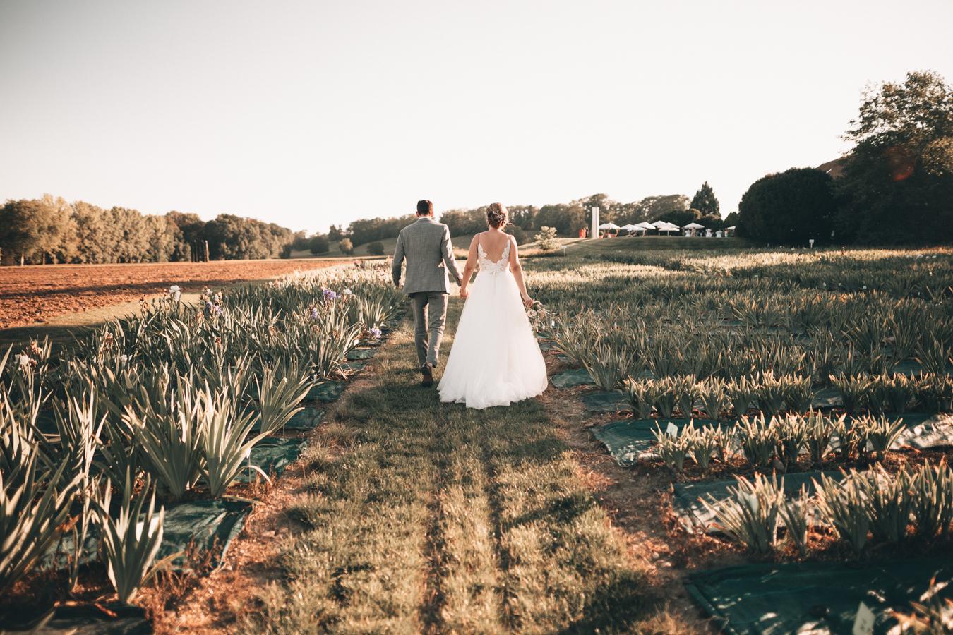 alex dim17 - Un mariage de rêve en 2020, challenge relevé avec brio pour Sophie et Dimitri!
