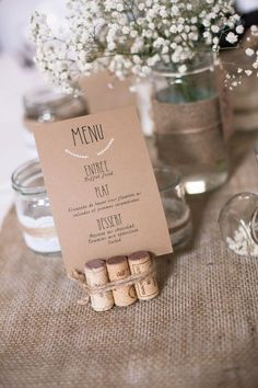 portes des iris mariage eco responsable deco bouchons 6 - An eco-responsible wedding? What are the best practices?