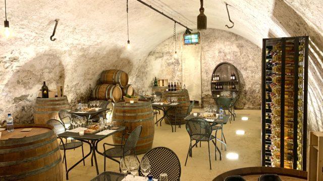 IMG 8791 640x360 - Dégustation des vins du domaine possible dans les caves historiques du Château!