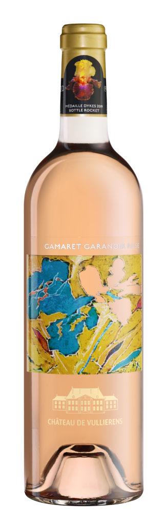 Vin Gamaret Garanoir Rose 2019 328x1024 - Les vins du Château de Vullierens